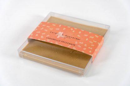 Tavoletta di Cioccolato al Caramello Frizzante
