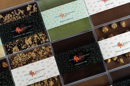 Tavolette di Cioccolato Pattern