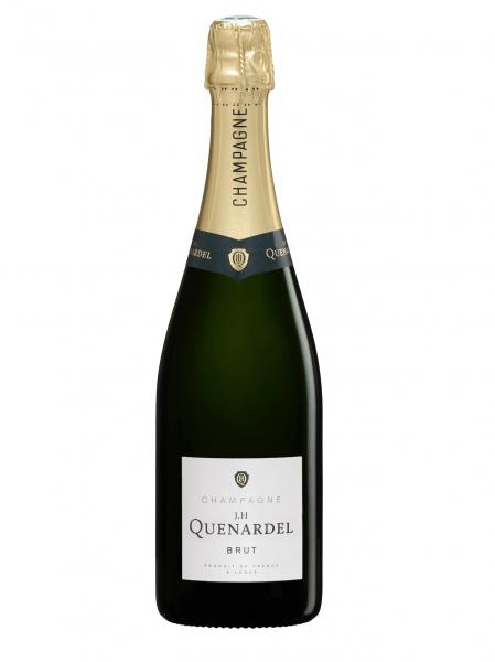 Champagne J.H. Quenardel - Blason Vert Brut